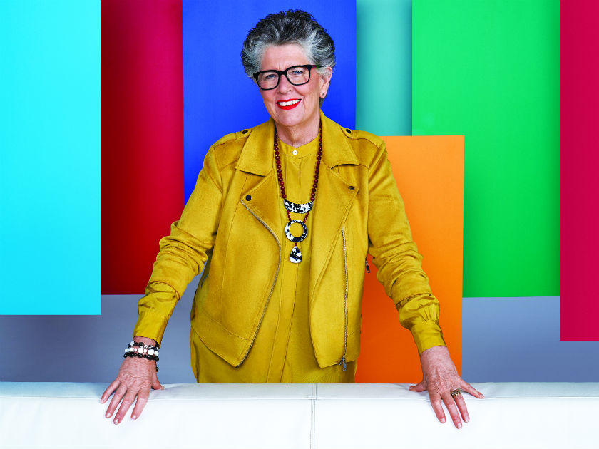 'I bought myself a wedding ring! Prue Leith shares her passions and memories with woman&home