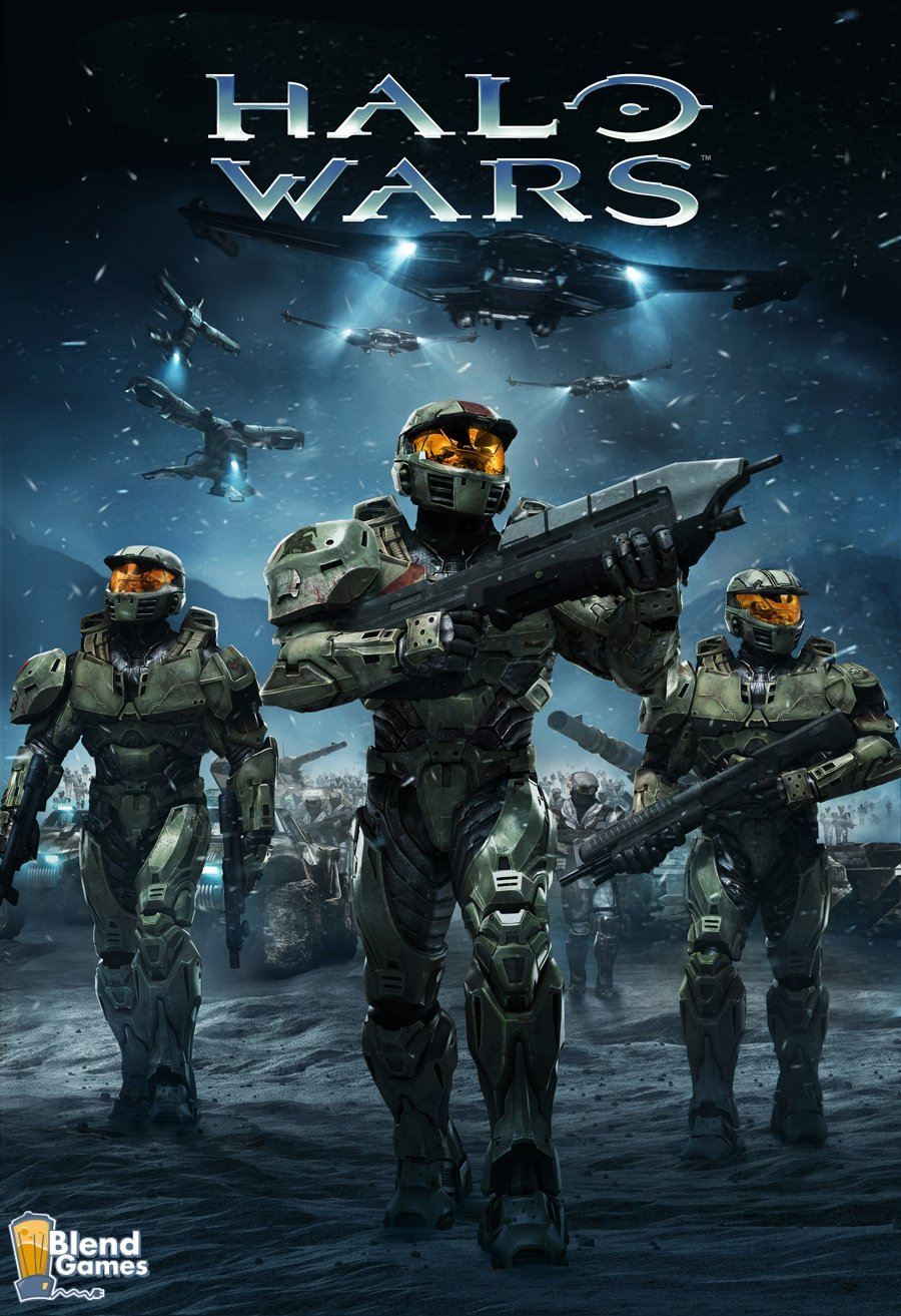 Halo Wars New Artwork And Wallpapers #4580