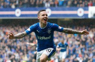 Rangers v Heart of Midlothian – Ladbrokes Scottish Premiership – Ibrox