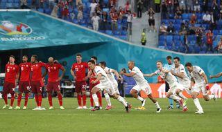 Russia Switzerland Spain Euro 2020 Soccer
