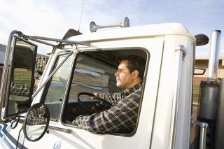 truck driver, trucker