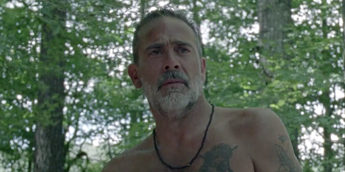 How The Walking Dead Pulled That Crazy Sex Scene Off