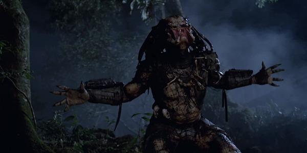 A Predator ready to attack