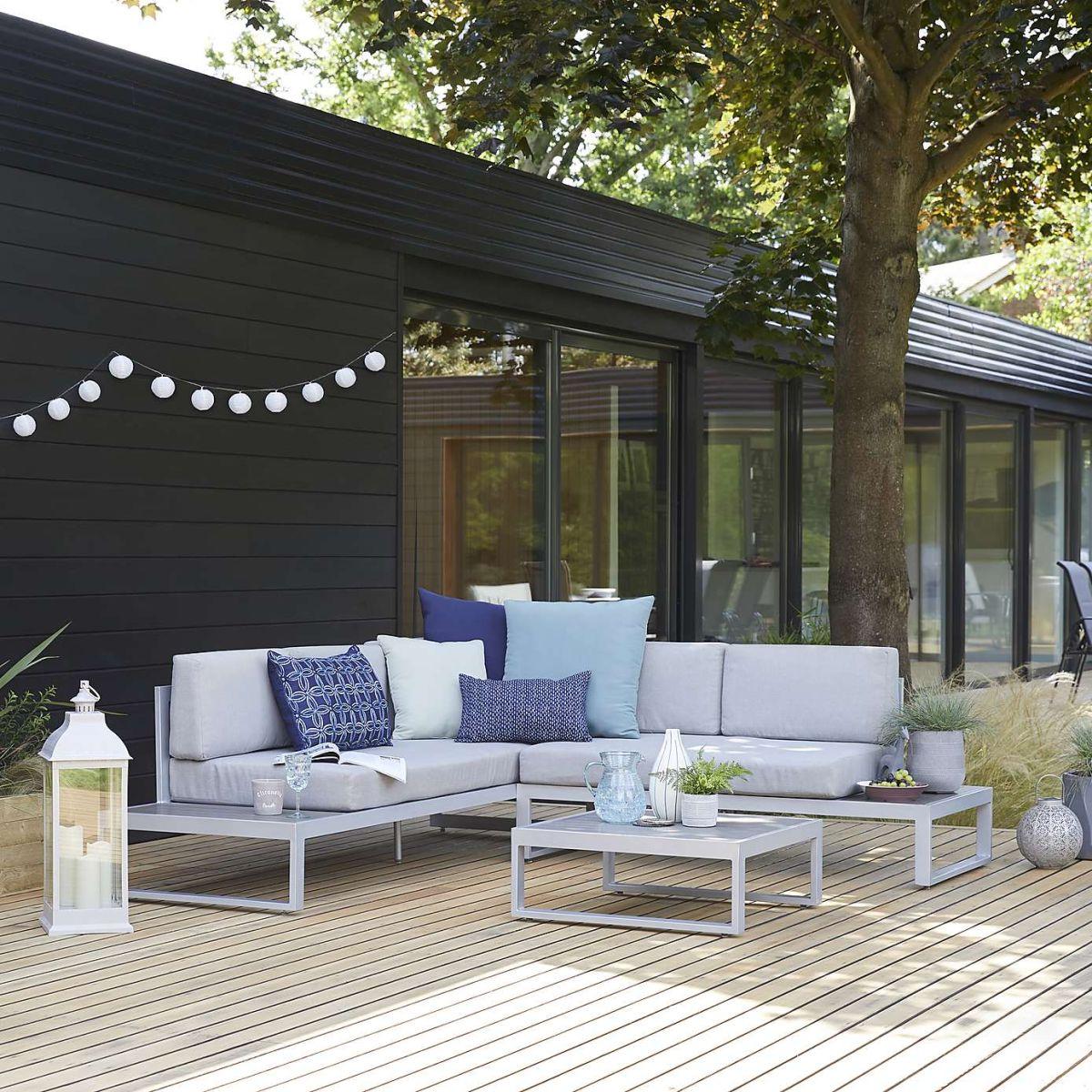 This Dunelm garden furniture is here to make your garden ...