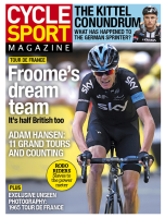 Cycle Sport August