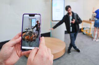 Google IO 2019's best exhibit wasn't even there