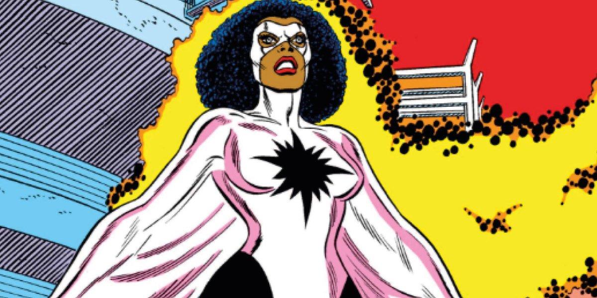Monica Rambeau as Captain Marvel