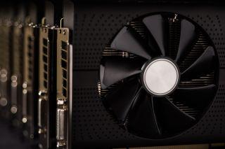 GPU stock image