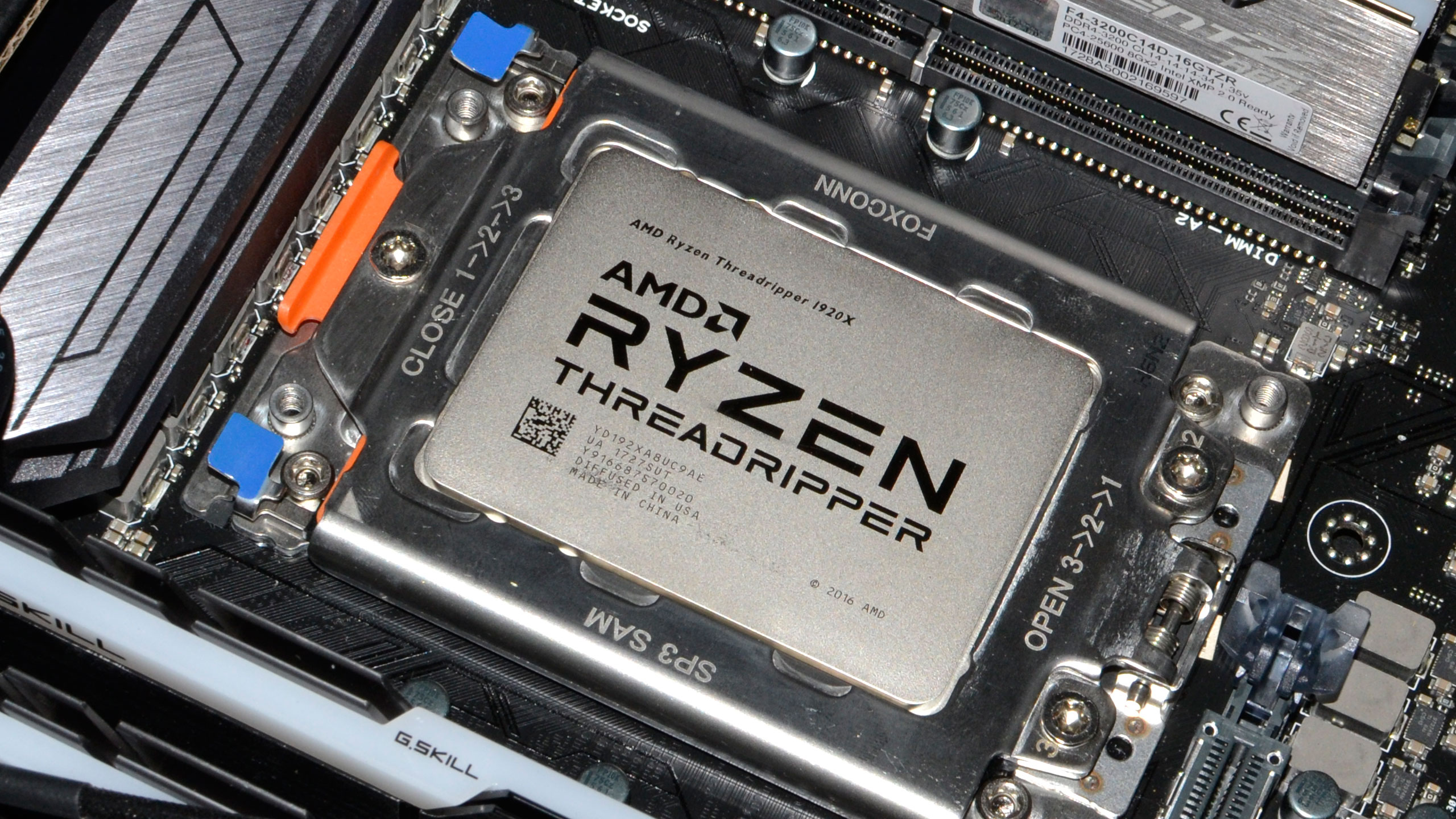 AMD engineers built Ryzen Threadripper in their spare time