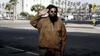 Influential hip-hop and LA beat scene producer Ras G dies, aged 39