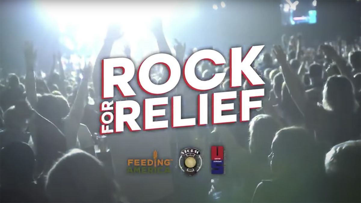 Alice Cooper, Corey Taylor, Peter Frampton and more set for Rock For Relief benefit show