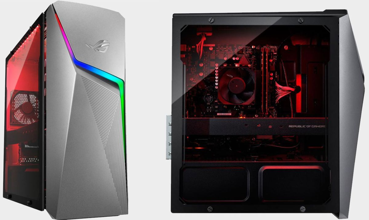 This Asus gaming PC with a GTX 1660 Ti is just $750 right now