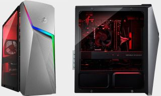This Asus gaming desktop with a GeForce RTX 2060 Super is on sale for $1,100