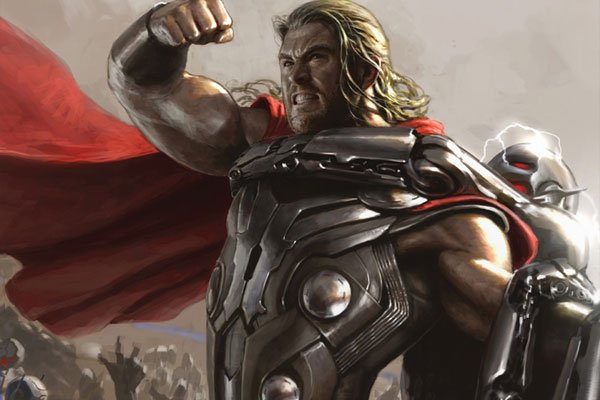 Thor in Avengers 2