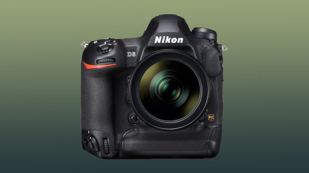 You'd better hope that your Nikon camera doesn't break now…