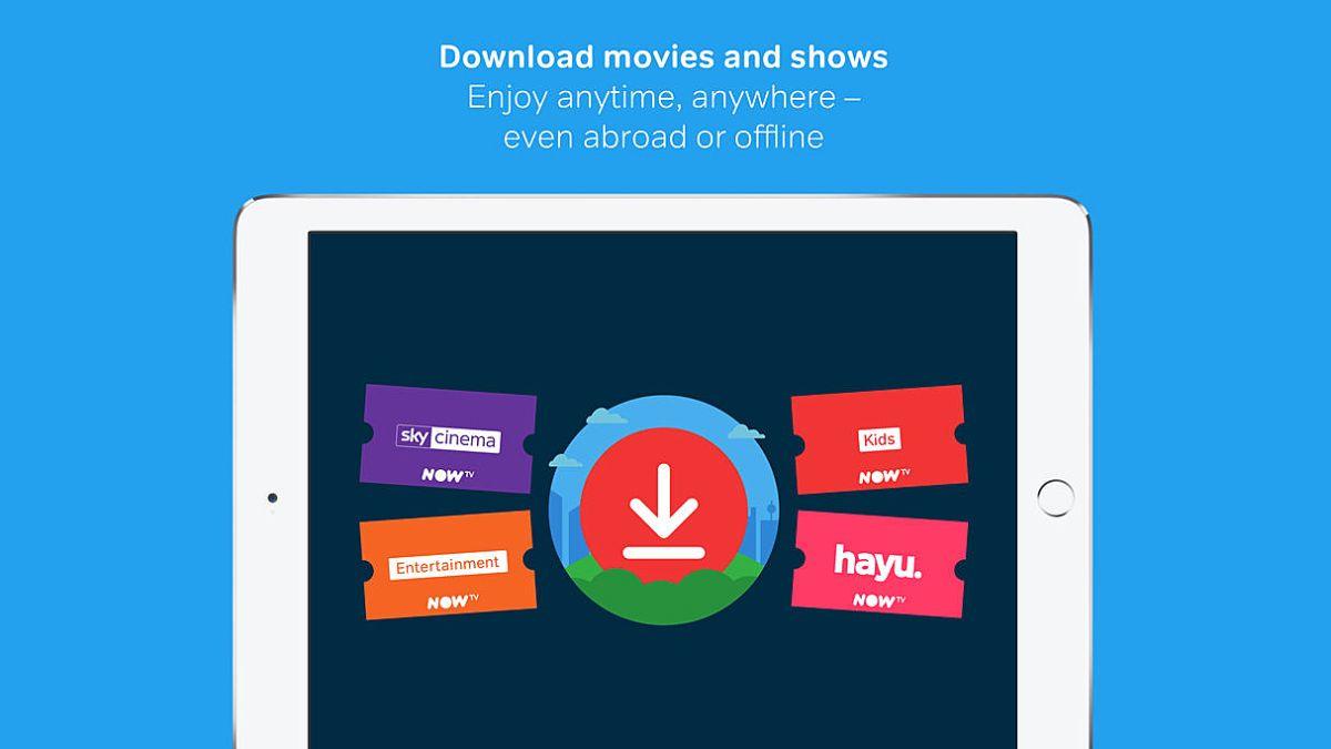 come scaricare app now tv su smart tv sony
