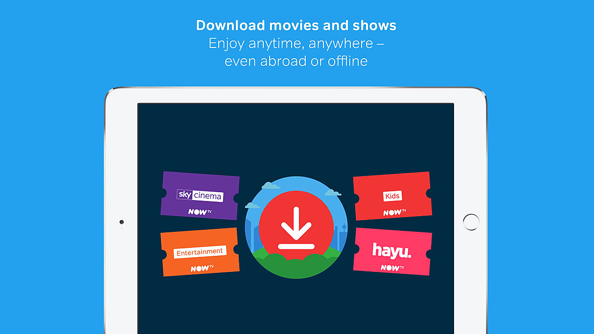 Now Tv Offline Viewing For Sky Cinema Entertainment And Hayu On Ios And Android Has Finally Arrived T3