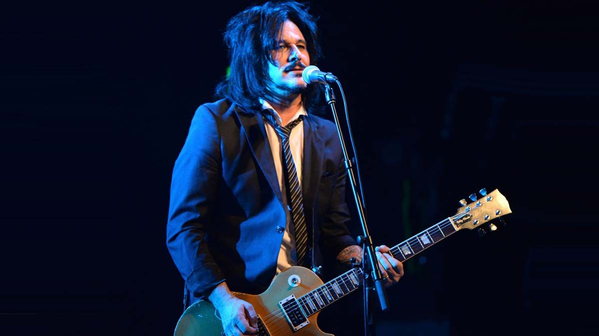 """Gilby Clarke's 5 tips for guitar players: """"You need to be unique. It's all right to have influences but originality is what's going to set you apart"""""""