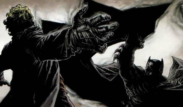 Joker Batman vs Joker