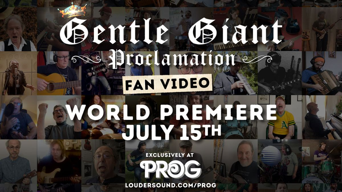 Gentle Giant reunite for new version of Proclamation