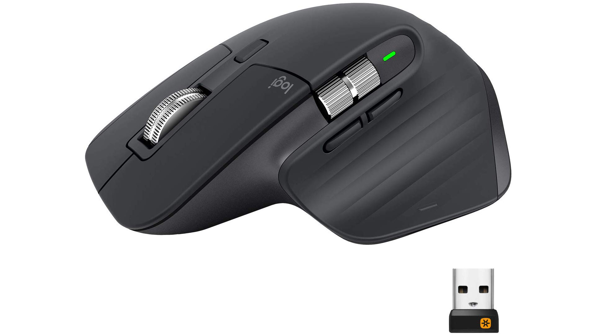 Best wireless mouse: Logitech MX Master 3