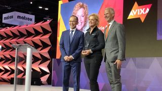 The AVIXA Awards presentation at InfoComm 2019.