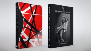 Edward Van Halen by Ross Halfin
