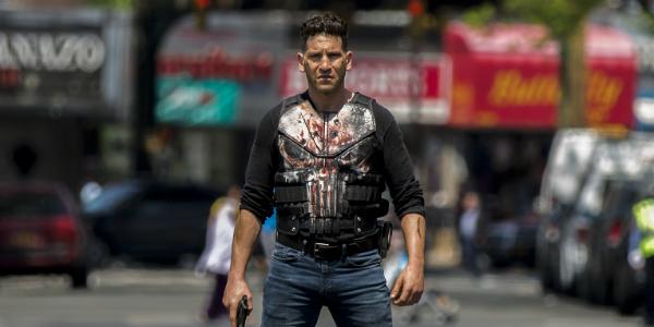 The Punisher Frank Castle Jon Bernthal Netflix