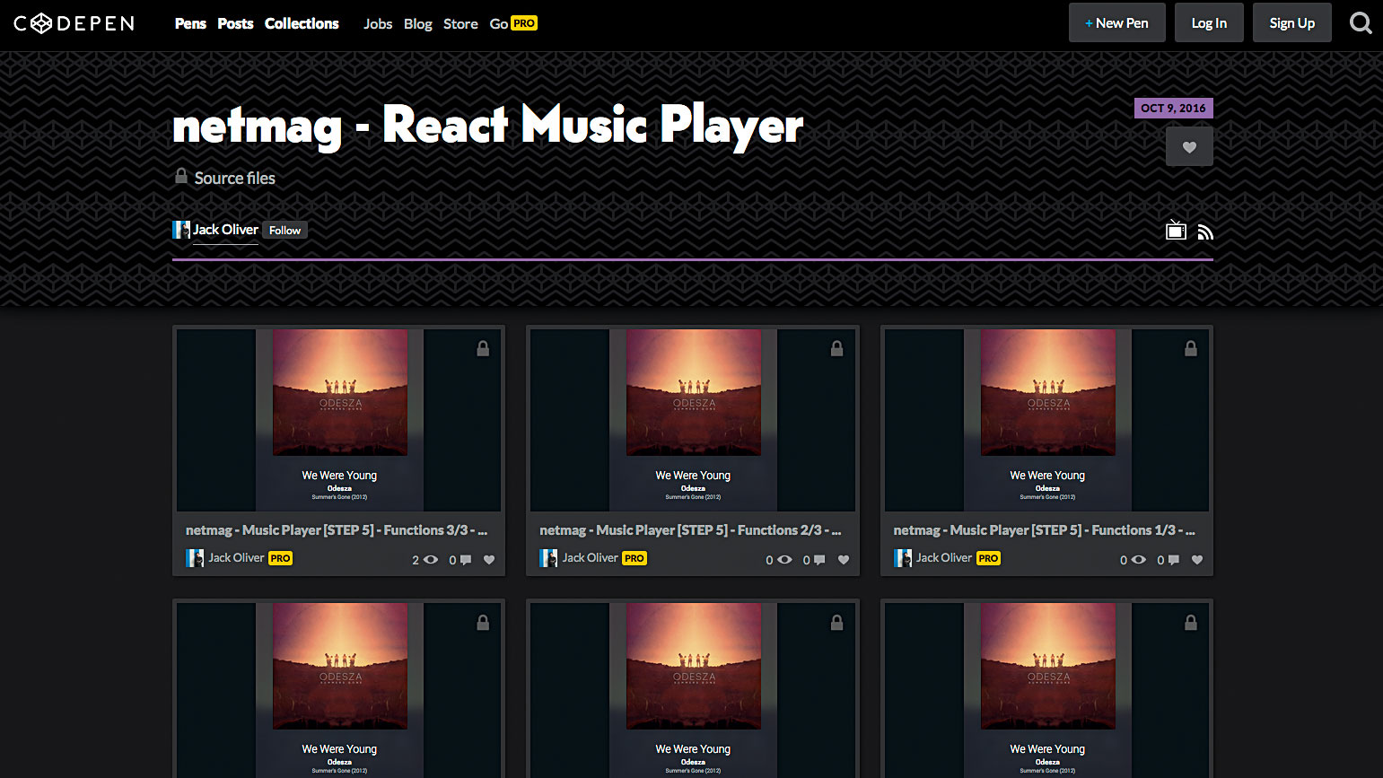 Build a simple music player with React | Creative Bloq