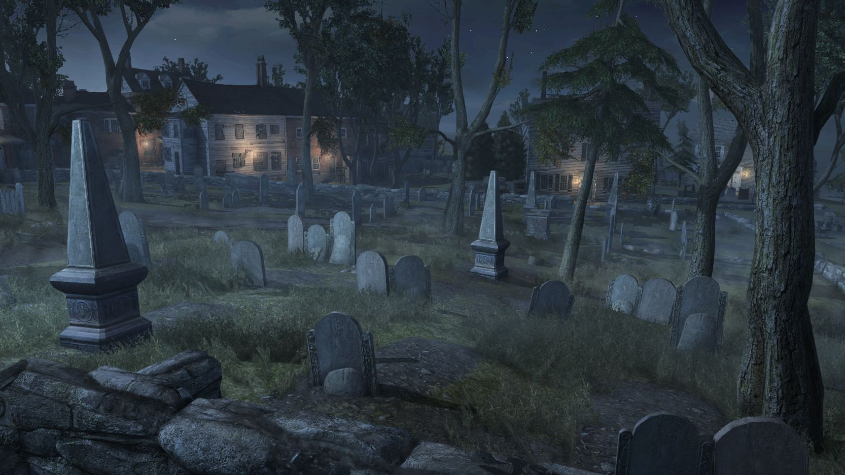 Assassin's Creed 3 Screenshots Travel Across The Colonies #24036