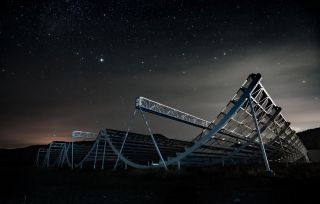 The CHIME radio telescope in British Columbia, Canada has detected 500 new fast radio bursts (FRBs).
