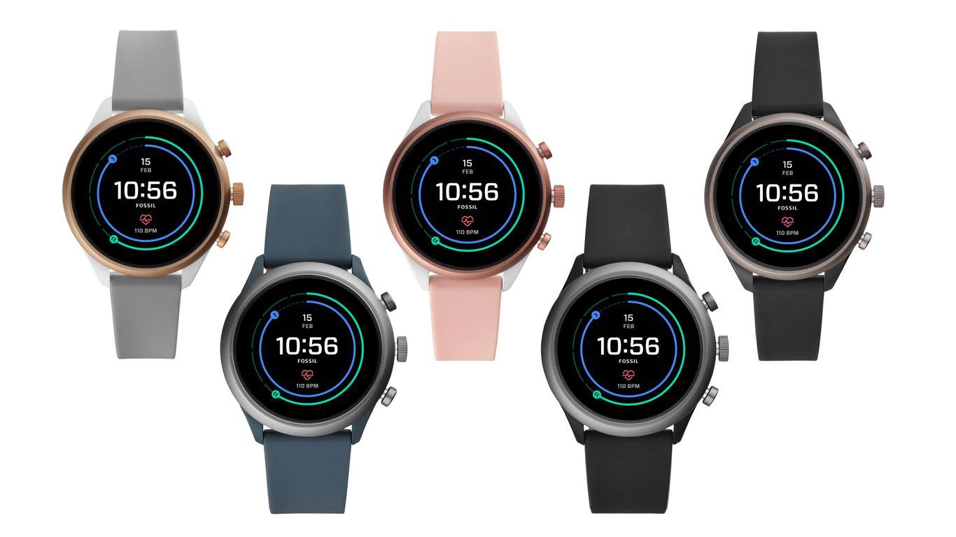 b5d11eee24fd O Google vai comprar por 40 milhões de dólares uma parte da tecnologia de  relógios conectados do grupo americano Fossil