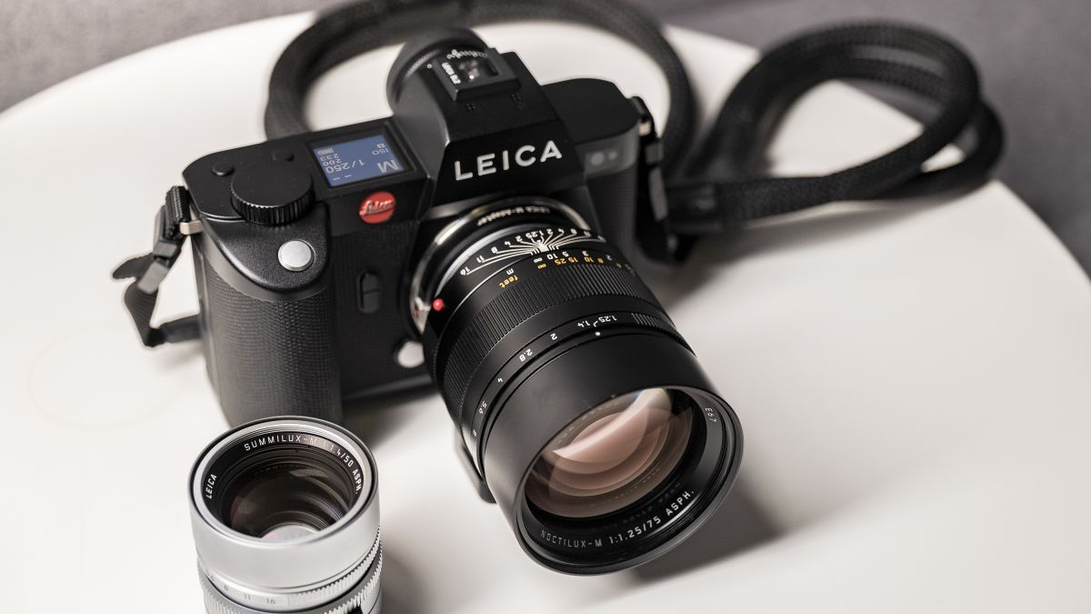 The Leica SL2 is a 47-megapixel beauty designed to replace your Nikon Z7 or Canon EOS R
