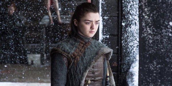 Arya Stark Winterfell