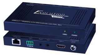 Vanco Launches EVEX4K50, HDBT4K50 HDBaseT 4K HDR Extenders