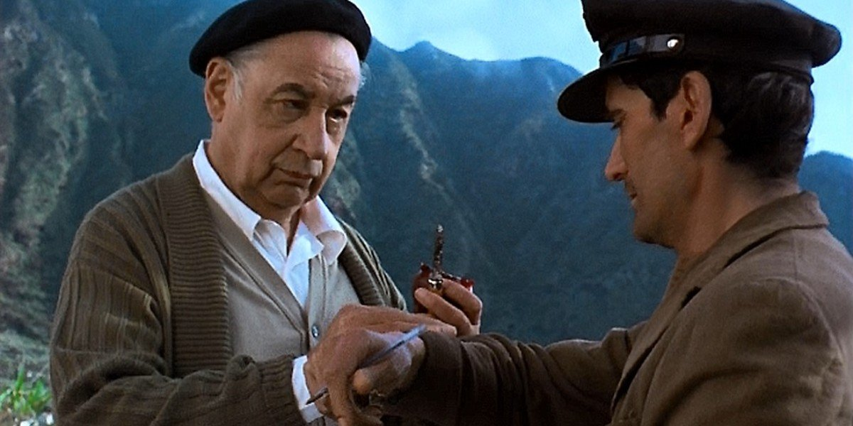 Screenshot from Il Postino: The Postman