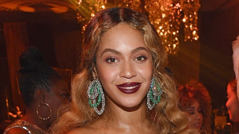 Beyonce's throwback pic: Beyonce attends the Shawn Carter Foundation Gala at the Seminole Ballroom in the Seminole Hard Rock Hotel & Casino on November 16, 2019 in Hollywood, Florida.