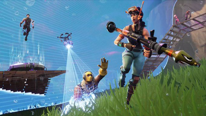 Fortnite's time-limited 'Blitz' mode is now live