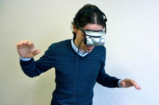virtual reality to treat fear