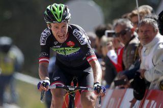 Chris Anker Sørensen in action at the 2016 Tour de France