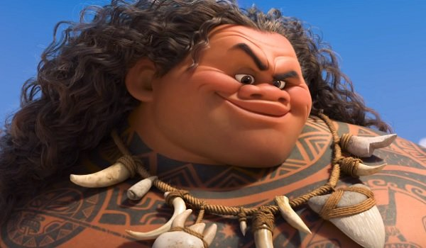 tooth necklace in Moana from Disney