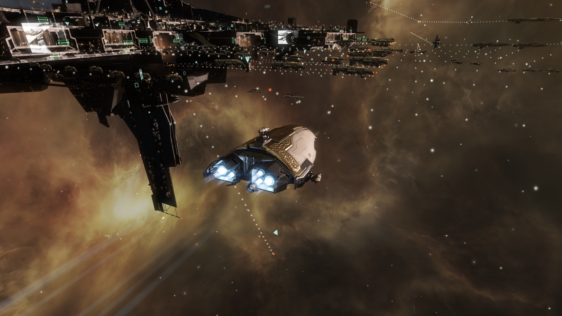 Eve Online Review Pc Gamer