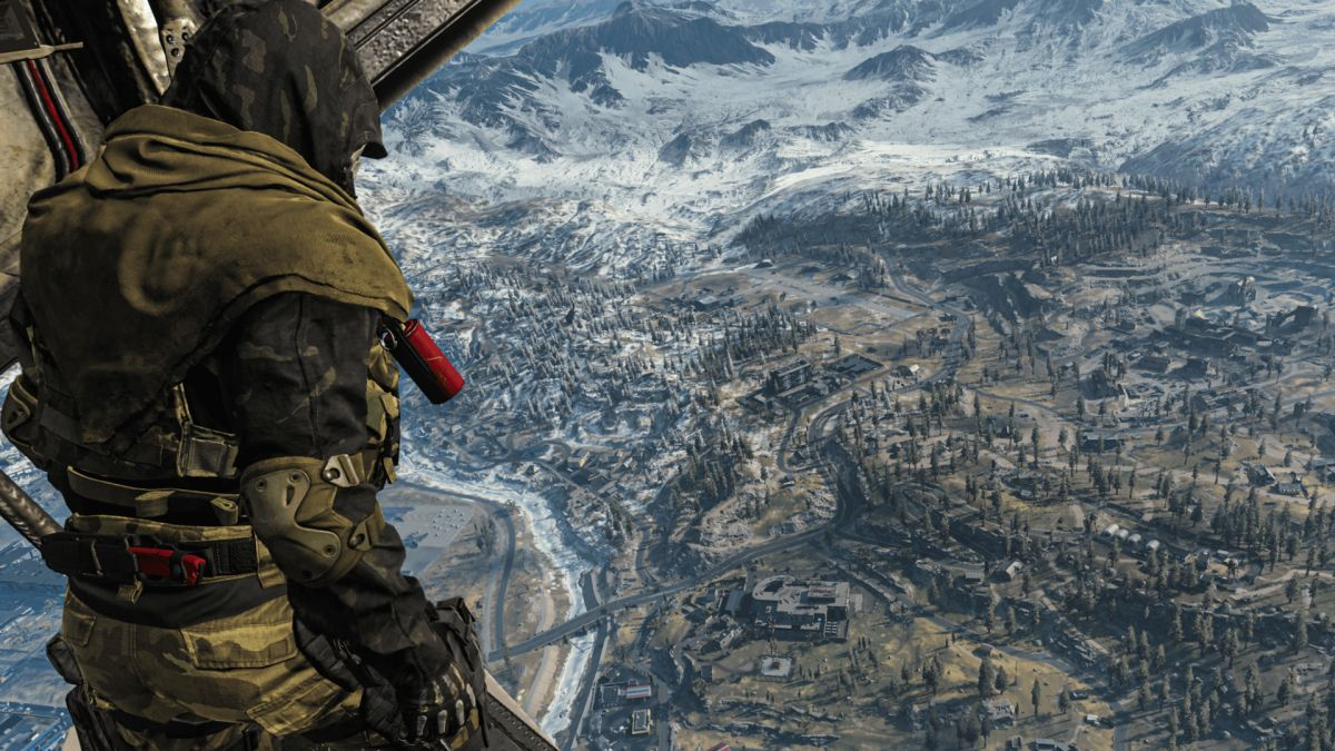 You maniacs! You made COD: Modern Warfare over 200GB