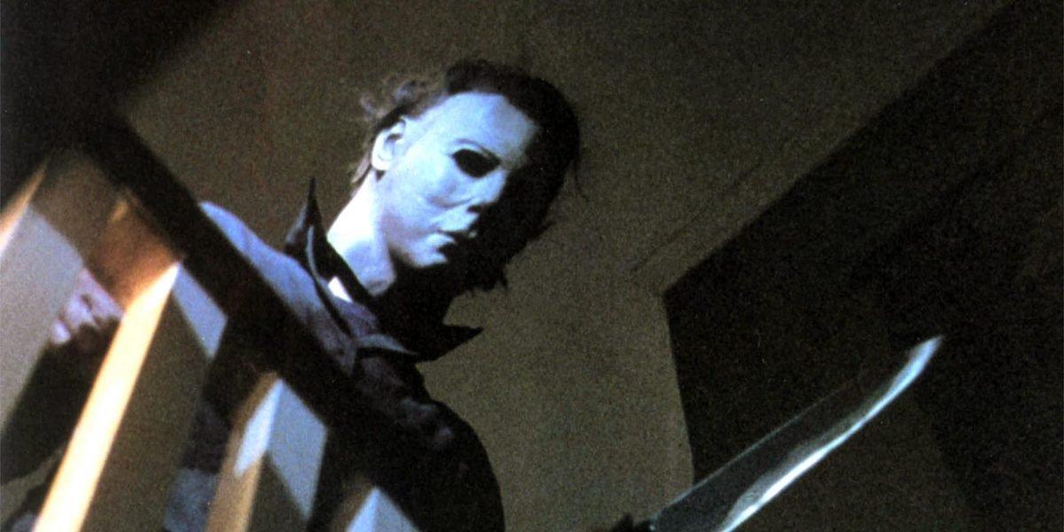 Michael Myers in the original Halloween