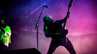 Mastodon at Bloodstock