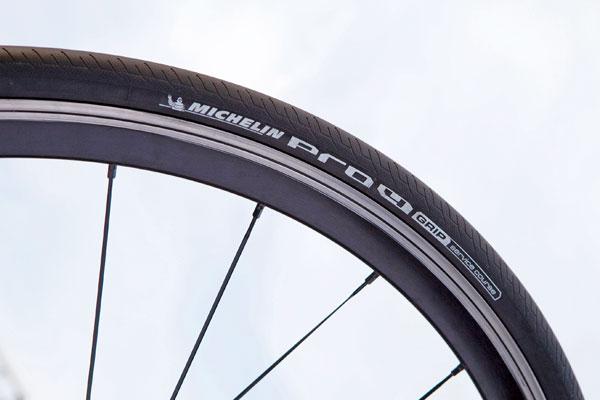 Michelin Pro4 Grip Road Tyre