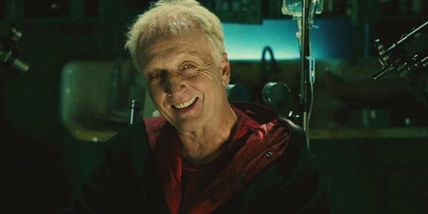 Saw II Tobin Bell Laughing