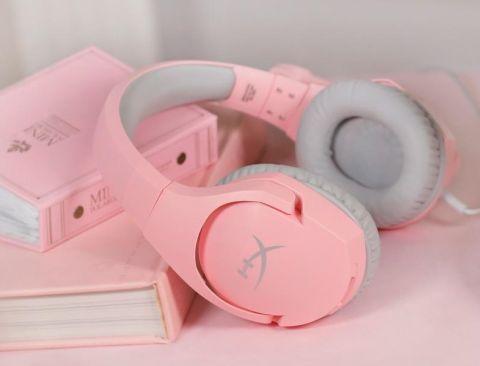 Hyper X Cloud Stinger Pink