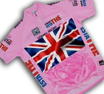 British Giro jersey logo