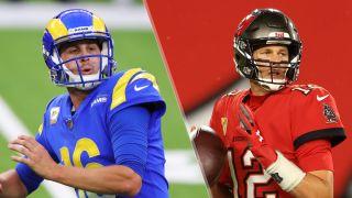 Rams vs Buccaneers live stream